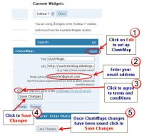ClustrMaps instructions for Edublogger users
